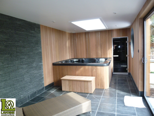 amenagement spa interieur maison design